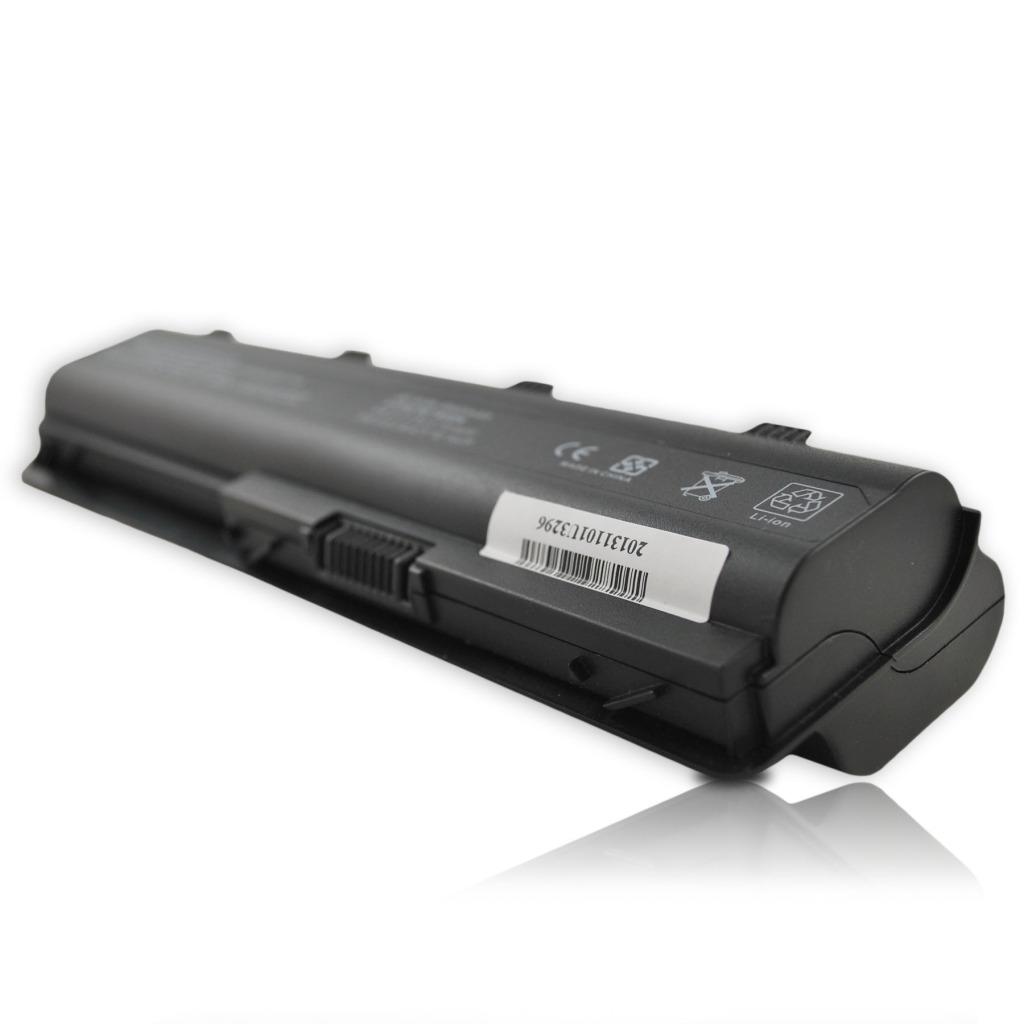 Przykład baterii 12 ogniwowej o pojemności 8800mAh w laptopach HP
