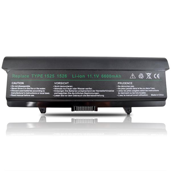 Przykład baterii do Dell 1525 z napięciem 11,1V